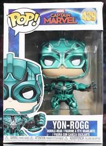 Funko Pop Marvel Yon-Rogg 429