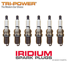 IRIDIUM SPARK PLUGS - for Toyota Supra 3.0L JZA80 (2JZ-GE engine) TRI-POWER