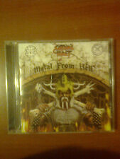 SATANS HOST - METAL FROM HELL - CD