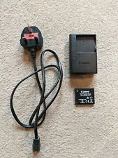 Canon NB-11L battery and charger (discontinued)