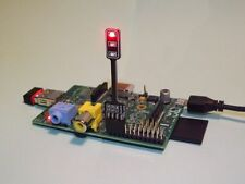 Pi-Stop Educational Traffic Light Add-on for Raspberry Pi