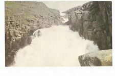 Postcard Cauldron Snout Pennine Way Yorkshire UP   (A17)