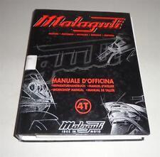Manuale Officina/Officina Malaguti Scooter 4 Tempi Motore 125 / . 150/250