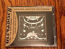 JETHRO TULL A PASSION PLAY  MFSL 24 KARAT GOLD CD STILL SEALED!  EXTREMELY RARE!
