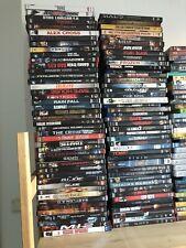 dvd sammlung Actionfilme