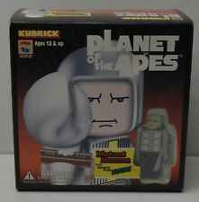 Medicom Planet of Apes Kubrick Subway Mutant Brent playset block figures NIP