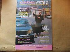 CINEMA RETRO 1 JAMES BOND THUNDERBALL LOCATIONS EUAN LLOYD INTERVIEW CUSHING