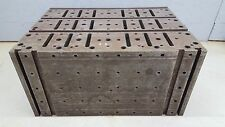 "T-Slot Workholding Tombstone Riser Block Fixture Table Angle Block 36""x26""x18"""