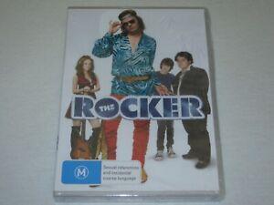 The Rocker - Brand New & Sealed - Region 4 - DVD