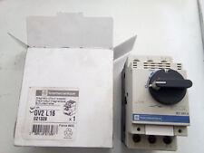 Telemecanique disjoncteur magnétique GV2 L16 14A