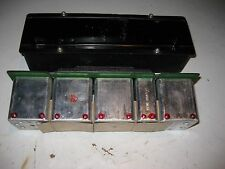 RU-16 COIL SET RICEVITORE TRASMETTITORE SURPLUS CW-47029 WESTERN ELECTRIC WWII