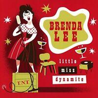 Brenda Lee - Little Miss Dynamite [CD]