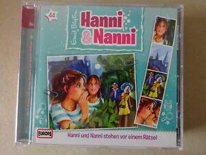 XXXX Hanni und Nanni , Folge 44 , Cover C ,  CD , Europa