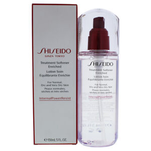 Treatment Softener Enriched by Shiseido for Women - 5 oz Treatment