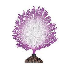 Aquatop Silicone Coral Branch Decor - Purple/White