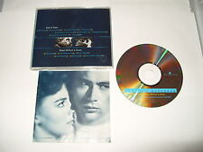 east of eden rebel without a cause leonard rosenman -15 track cd 1997 Ex Conditi