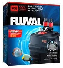 Fluval 306 Canister Filter 300L Fish Aquarium Flow Rate 1150 L/h Fast Delivery