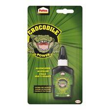 Pattex Alleskleber Crocodile Power 50g Flexibel und vielseitig transparent