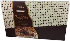Gavarny belga Trufas-Leche & Chocolate Oscuro Copos trufa Surtido 525g