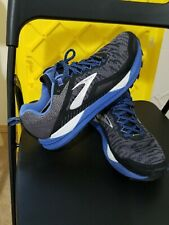Brooks Womens Cascadia 14 Gortex Black/Blue Running Shoes Size 9/Wide New/Other