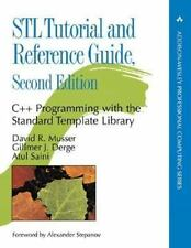 STL Tutorial and Reference Guide: C++ Programming with the Standard Template L..