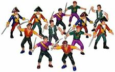 Rhode Island Novelty Plastic Pirate Action Figures (pack of 12)