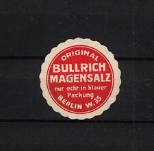 402839/ Siegelmarke - Original Bullrich - Berlin