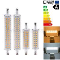 R7S 5W 10W LED Maïs Ampoule 2835 SMD J78 J118 Remplacer LED Lampe Halogène Bulbs