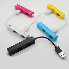 Posta Pro1 - MIni Moltiplicatore Adattatore HUB Tascabile  Splitter 4 porte USB