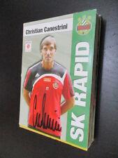 55600 Christian Canestrini original signierte Autogrammkarte