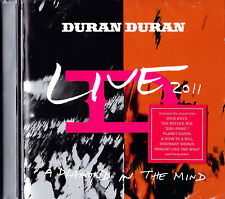 DURAN DURAN a diamond in the mind live 2011  CD NEU OVP/Sealed