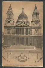 PPC* J6 ST PAULS CATHEDRAL