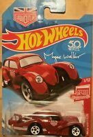Hot Wheels Volkswagen Kafer Racer - Target Exclusive Red Edition
