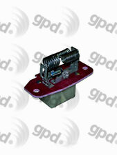 HVAC Blower Motor Resistor-GAS Front Global 1711745
