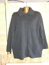 superbe pull / veste 100 % laine LE PETIT BAIGNEUR taille 42 parfait état