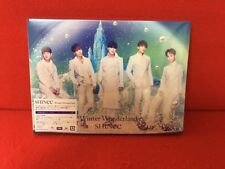 New SHINee Winter Wonderland First Limited Edition CD+DVD+Photobooklet Japan F/S