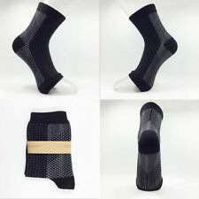 Foot Ankle Elastic Compression Anti Fatigue Circulation Swelling Relief Size L