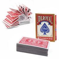Party Poker Karte Spielkarten Magie Zaubertrick Zauberer Kartentrick Magic Cards