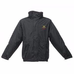 British Army Waterproof Regatta Jacket Fleece lined