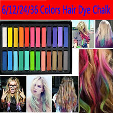 6 colors hair pins hair dyeing hair color chalk crayon BE