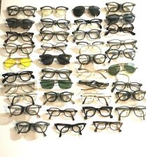 New listing Lot / Group of (39) Horn Rimmed, Retro, Bold, Cat Eye True Vintage Sunglasses Y1