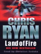 Land of Fire by Chris Ryan (CD-Audio, 2002) read by Christian Rodska