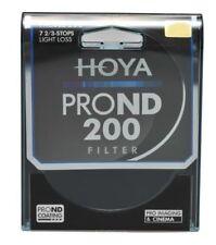 Hoya 62mm 62 mm PRO ND200 NDx200 ACCU-ND Multi-Coated Neutral Density Filter