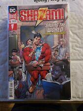 Shazam #1 First Print NM DC Comics 2018