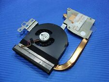 "Dell Inspiron N5110 15.6"" Genuine Laptop CPU Cooling Fan with Heatsink RF2M7"