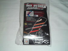 ARCOS THE RECOVERY SOCK COMPRESSION SOCKS LARGE BLACK