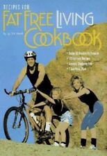 Recipes for Fat Free Living Cookbook by Jyl Steinback (1993, Paperback)
