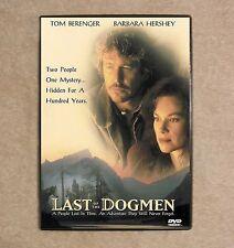 Last Of The Dogmen - Tom Berenger - Barbara Hershey - Steve Reevis