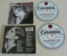 2 CD ALBUM BEST OF THE ESSENTIEL - STREISAND BARBRA  40 TITRES 2002