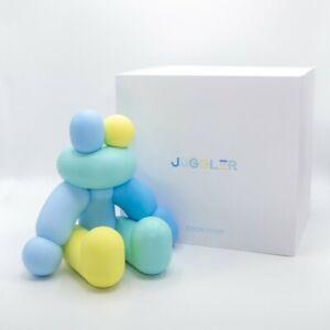 Yoon Hyup x Aishonanzuka Juggler Sky Blue Figure LE 125 SOLD OUT